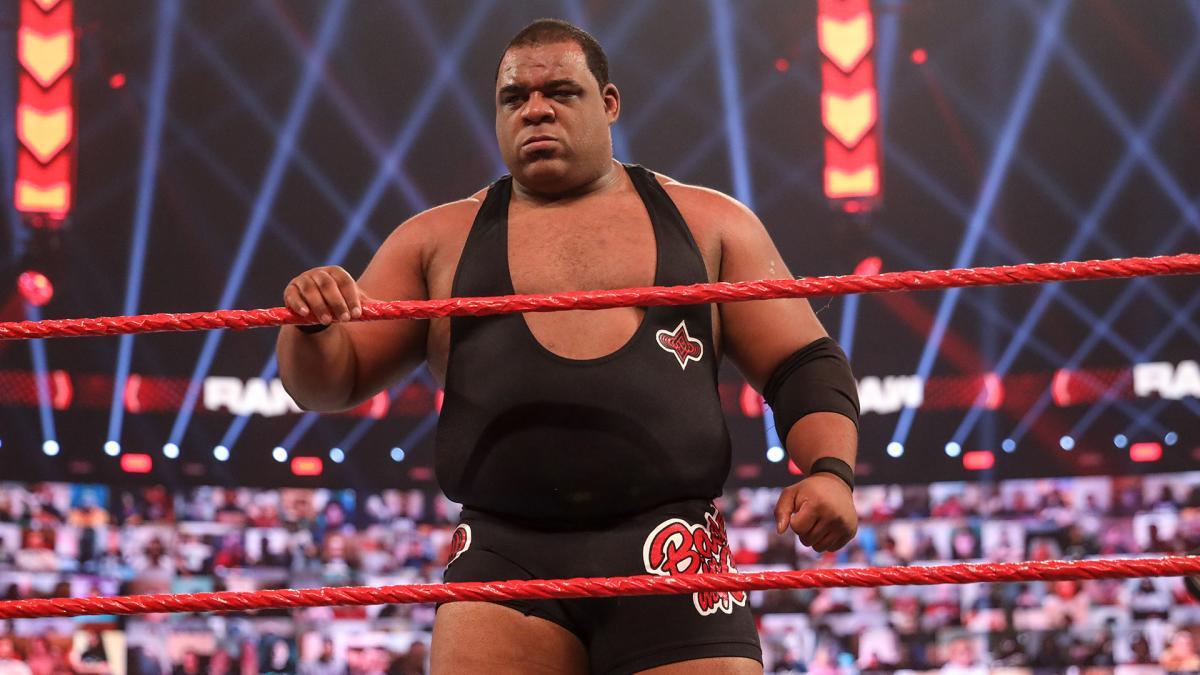 Keith Lee esteve presente em Dark Match no RAW