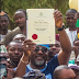 IN PICTURES: Dino Melaye returns to ABU to collect his certificate