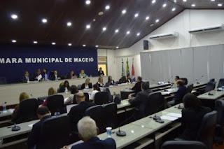 Câmara realizará audiência para discutir piso salarial dos agentes de saúde de Maceió.