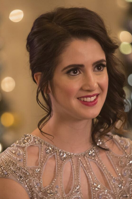Laura Marano Stars in A Cinderella Story Christmas Wish