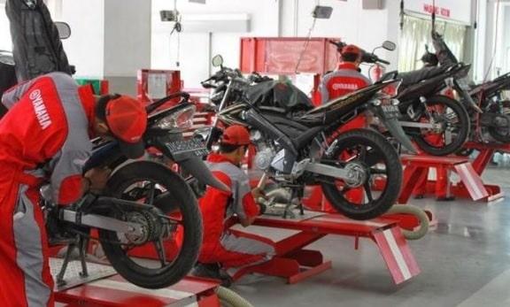 Biaya Servis Motor Yamaha