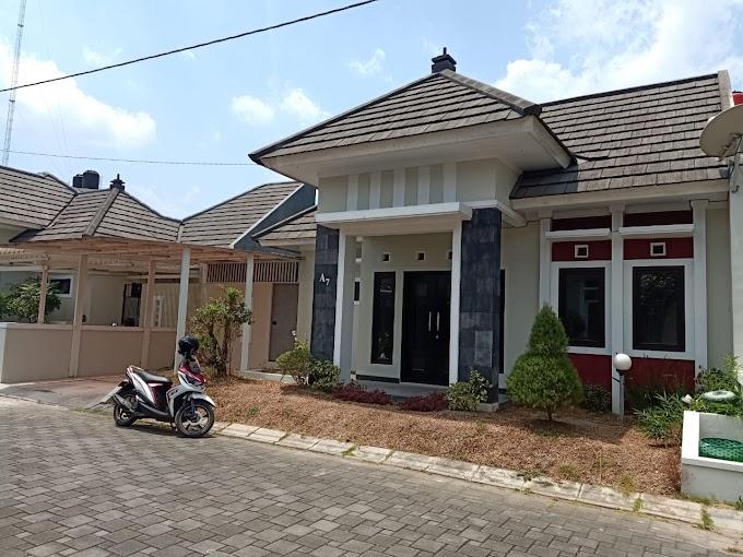 Rumah Minimalis Kawasan Perumahan Elite One Gate 24 Jam Di Pugeran Maguwoharjo Ringroad Utara
