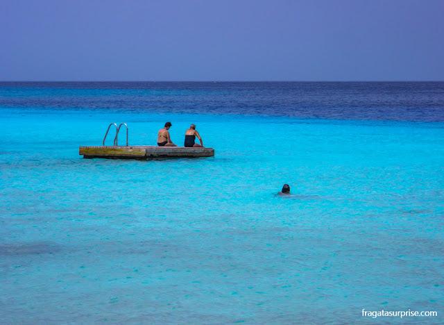 Praia de Porto Marie, Curaçao