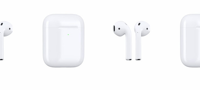 New beta iOS 12 contains images of a new cover for AirPods