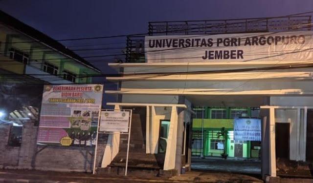 Usai Khilaf Cium Dosen, Rektor Unipar Jember Mengundurkan Diri