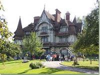 Deauville la villa Strasburger Calvados