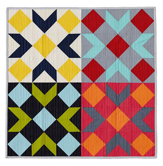 Mini Barn Quilt Free Pattern
