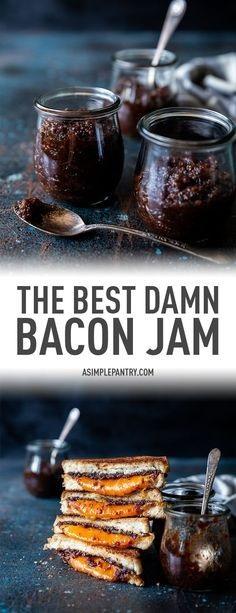 The Best Damn Bacon Jam