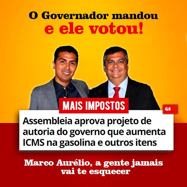 """O deputado do """"audio-bomba"""", mais uma vez presenteia os maranhenses!!!"""