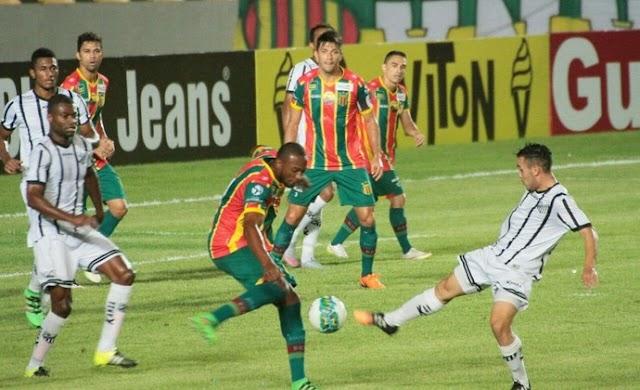 Bragantino consegue seu primeiro ponto fora de casa