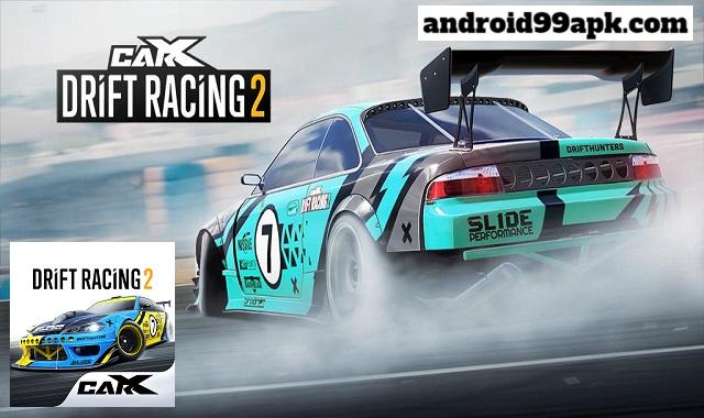لعبة CarX Drift Racing 2 v1.7.0 مهكرة كاملة (بحجم 1.01 GB) للأندرويد