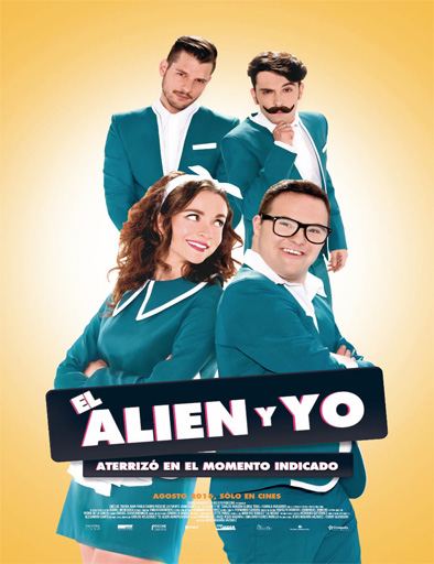Ver El alien y yo (2016) Online