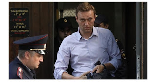 Alexey Navalny poisoning, US has no proof yet of the doer