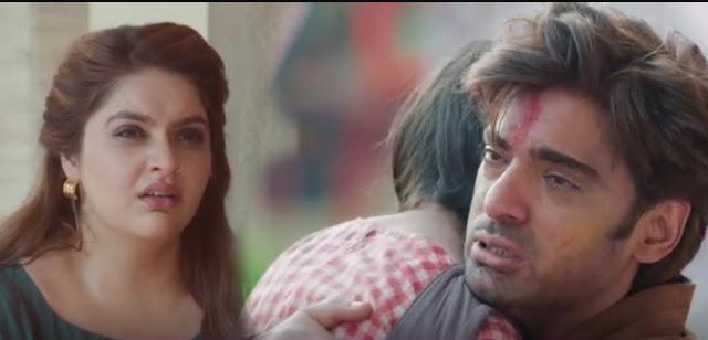 Big Twist : Major showdown amid Mia & Vishnu over Kulfi's singing in Kulfi Kumar Bajewala