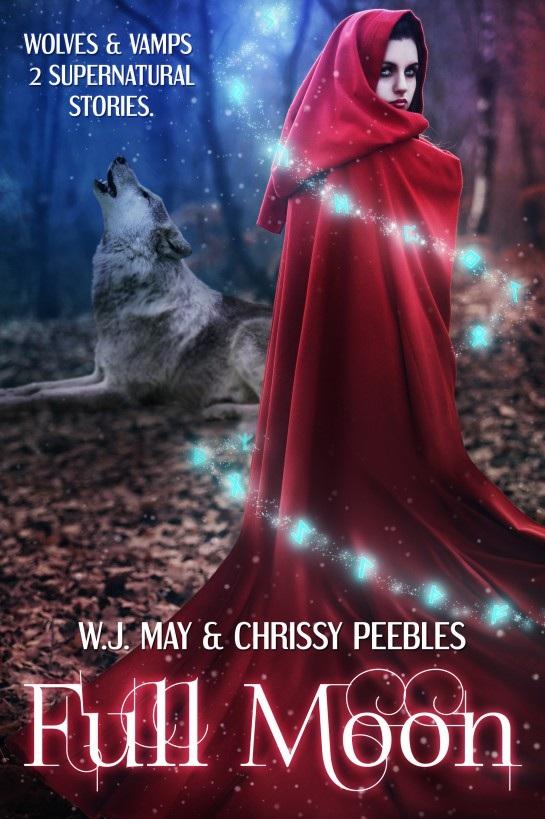Full Moon, Wolves & Vamps: 2 Supernatural Stories
