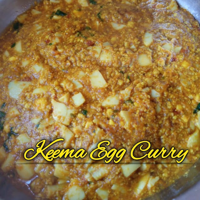 Best Way To Prepare Keema Egg Curry?