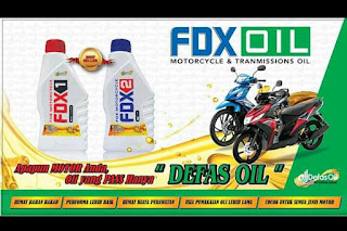 Distributor Oli Motor