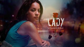Lady, la vendedora de rosas Capitulo 4 jueves 11 de julio 2019