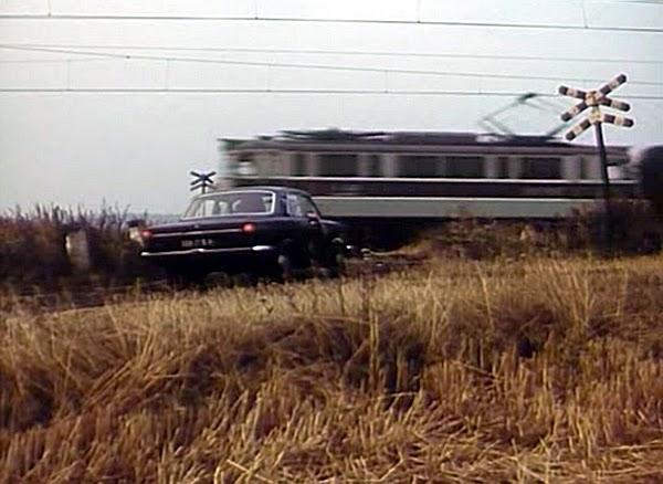 przejazd kolejowy film