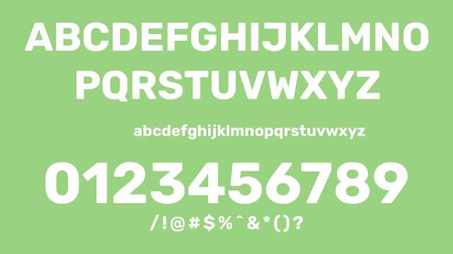 Rubik-free-fonts