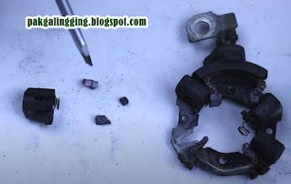 Mendiagnosis Kerusakan yang sering terjadi Pada Motor Starter