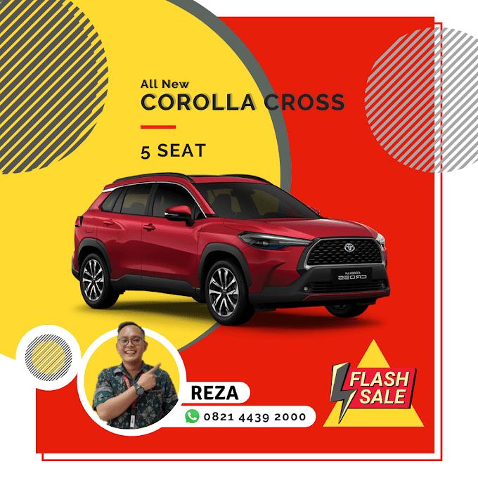Harga & Promo Corolla Cross Bali