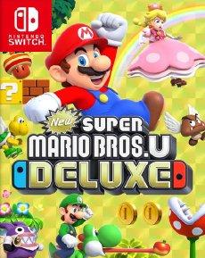 New Super Mario Bros U Deluxe [Nintendo Switch] Oyun İndir [Google Drive-Mega]