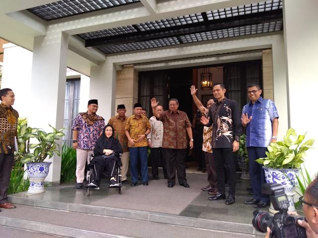 Hinca Pandjaitan: SBY dan Partai Demokrat Akan Terus Berikhtiar untuk Kemenangan Prabowo