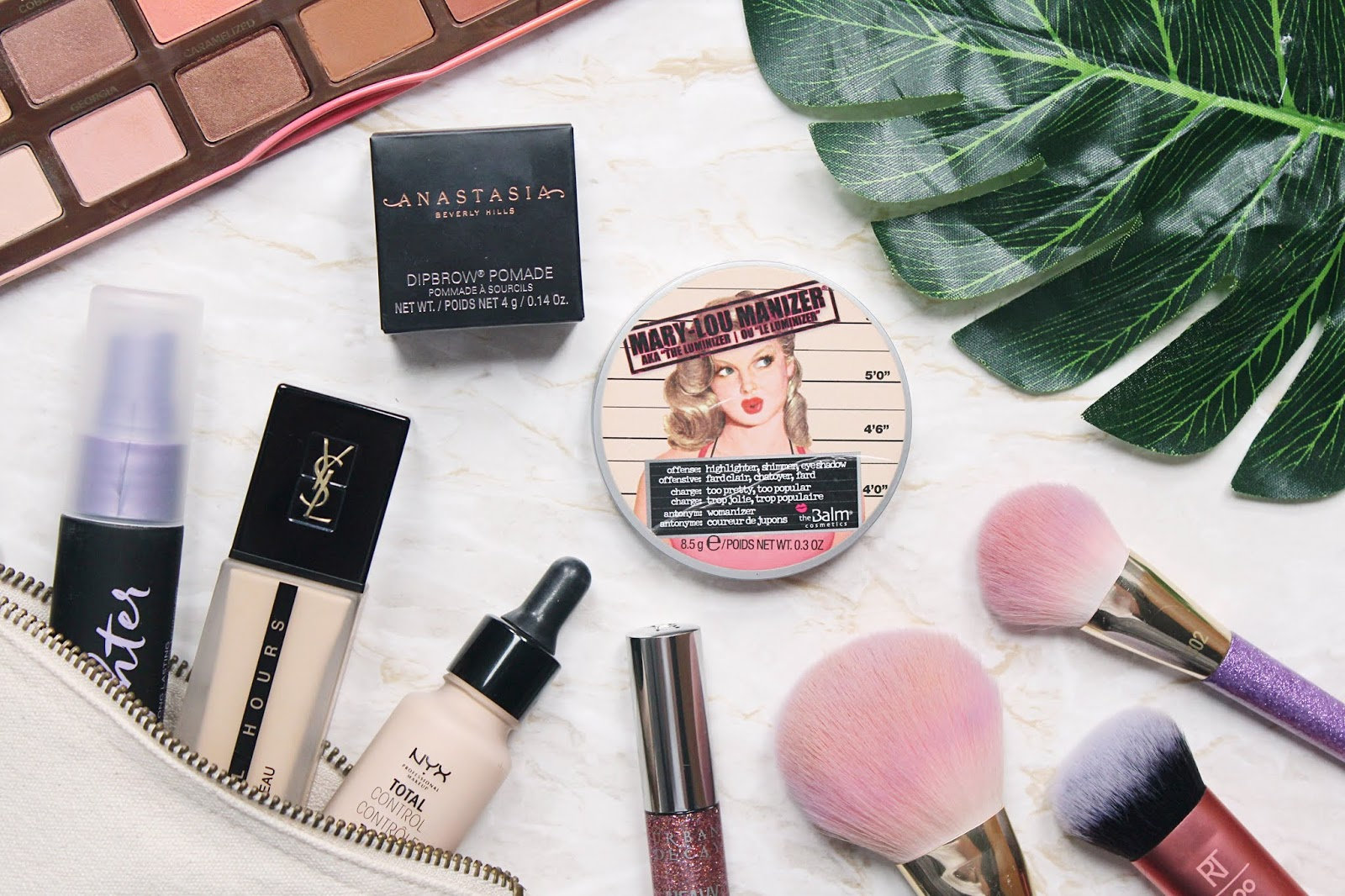My Festival Beauty Essentials with Cosmetify