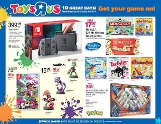 Toys R Us Canada Flyers July 21 - 30, 2017