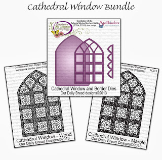 Our Daily Bread Designs  Cathedral Window Bundle