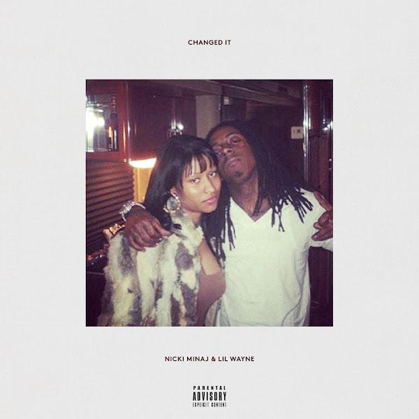 Nicki Minaj & Lil Wayne - Changed It - Single Cover