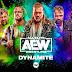 Combate anunciado para o próximo AEW: Dynamite