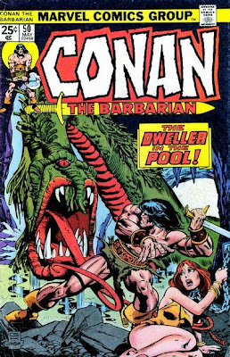 Conan the Barbarian #50