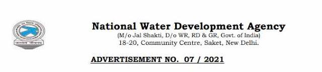 Water Development Agency (NWDA) Recruitment