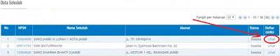 Cara Cek Nama Guru Honorer Terdaftar di Dashboard GTK Kemdikbud