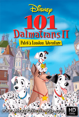101 Dalmatas 2 1080p Latino