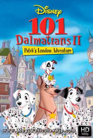 101 Dalmatas 2 [1080p] [Latino-Ingles] [MEGA]