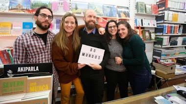 Librería 80 Mundos: «Hemos cerrado dos meses la librería, pero no hemos parado de trabajar»