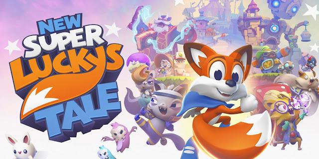 Análise: New Super Lucky's Tale (Switch) é carismático e garante horas de diversão e variedade