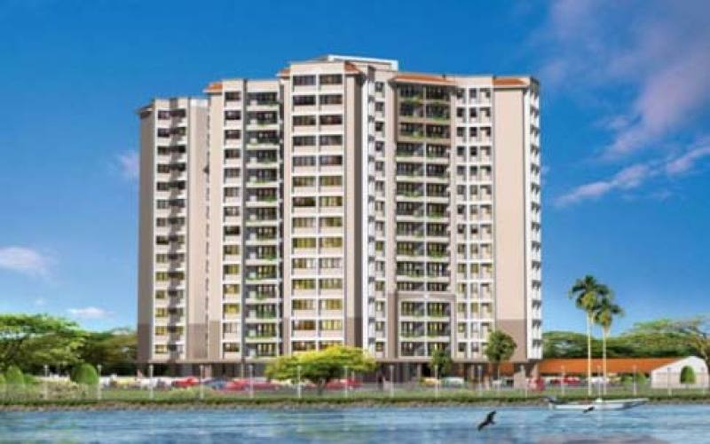 3 BHK Furnished Apartments For Sale at Petta,Thrippunithura, Ernakulam, Kerala