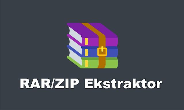 5 Aplikasi Ekstraktor Archive ZIP/RAR Untuk Android