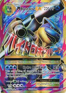 Mega Blastoise EX