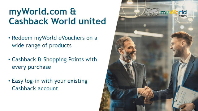 myWorld Marketplace - Cashback World - http://milanrericha.cz