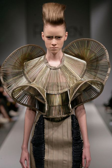 Architectural Fashion Design