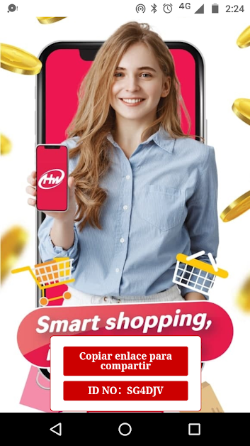 Smart Shopping! Great opportunity of earnings! Welcome to Howo! Install the Howo App!