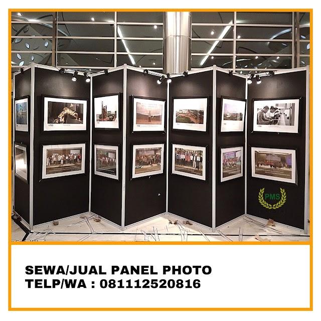 Sewa Partisi Panel Photo Jakarta | Pameran Photo 2021