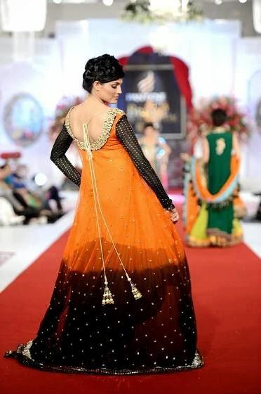 International Fashion Tabassum Mughal Bridal Collection 2013 At Bridal Couture Week Lahore
