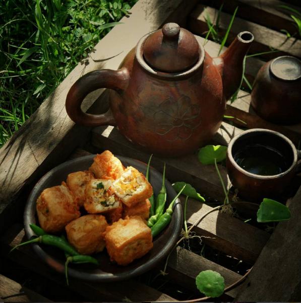 Gambar, Foto dan Resep Tahu Isi Daging
