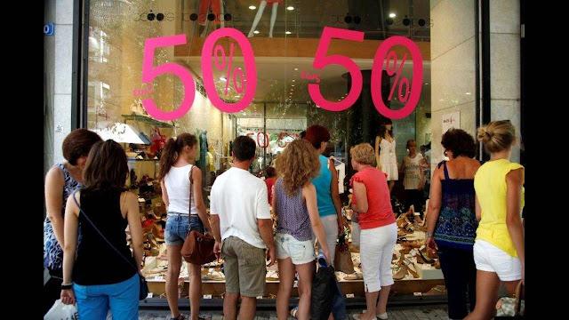 Θεσπρωτία: Δεν απέδωσαν τα αναμενόμενα κέρδη στους εμπόρους της Θεσπρωτίας οι θερινές εκπτώσεις